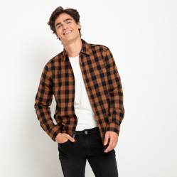 Bearcliff - Camisa a cuadros Check