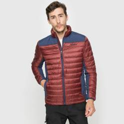 Mountain Gear - Campera inflada técnica