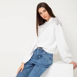 Basement - Sweater brillos