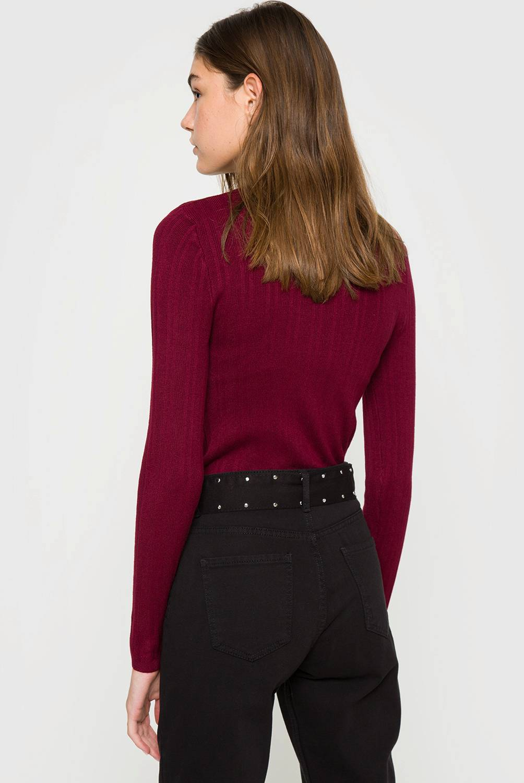 Sybilla - Sweater acanalado