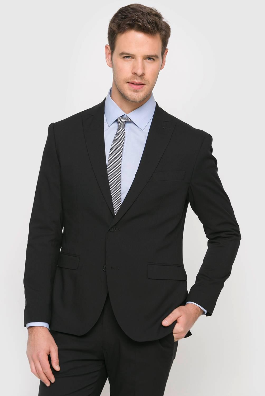 Basement - Saco ambo negro