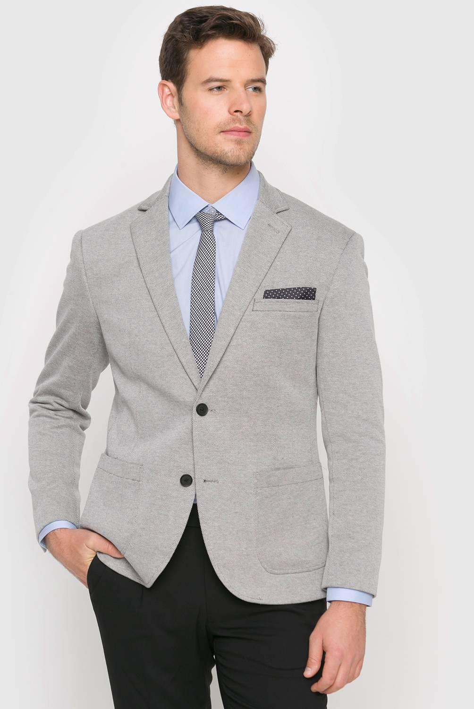 Basement - Saco de vestir jaspeado