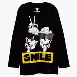 Remera Smile 10 a 16