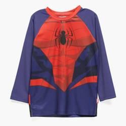Spider-man - Remera Hombra Araña 3 a 12