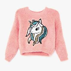 Yamp - Sweater Unicornio 2 a 8