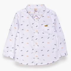Yamp - Camisa estampada 6 a 24 meses