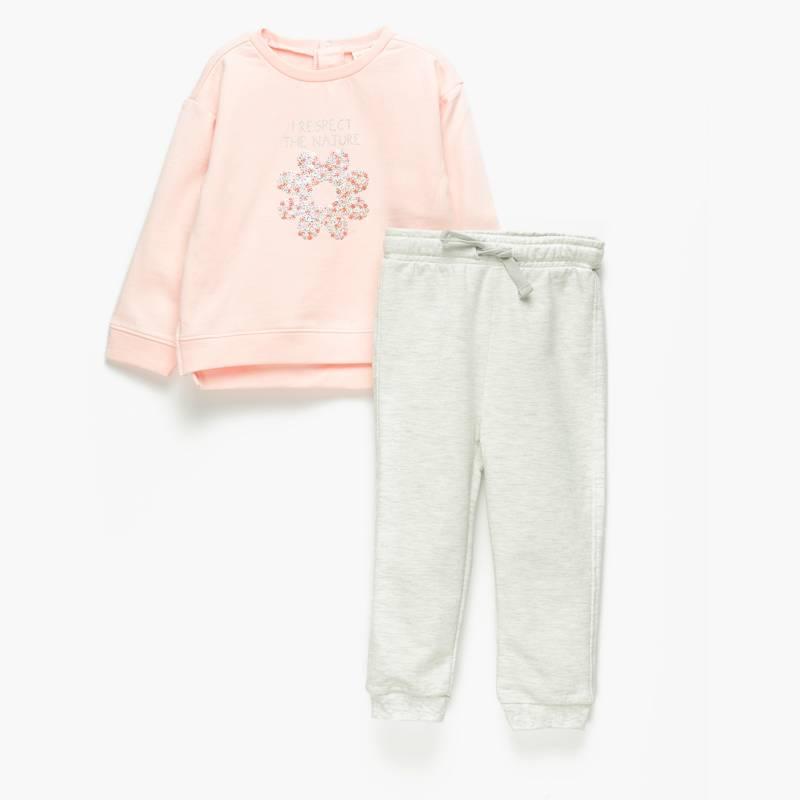 Yamp - Conjunto buzo y pantalón 6 a 24 meses