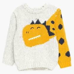 Yamp - Sweater dino 6 a 24 meses
