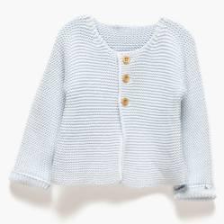 Coniglio - Sweater con botones 3 a 18 meses