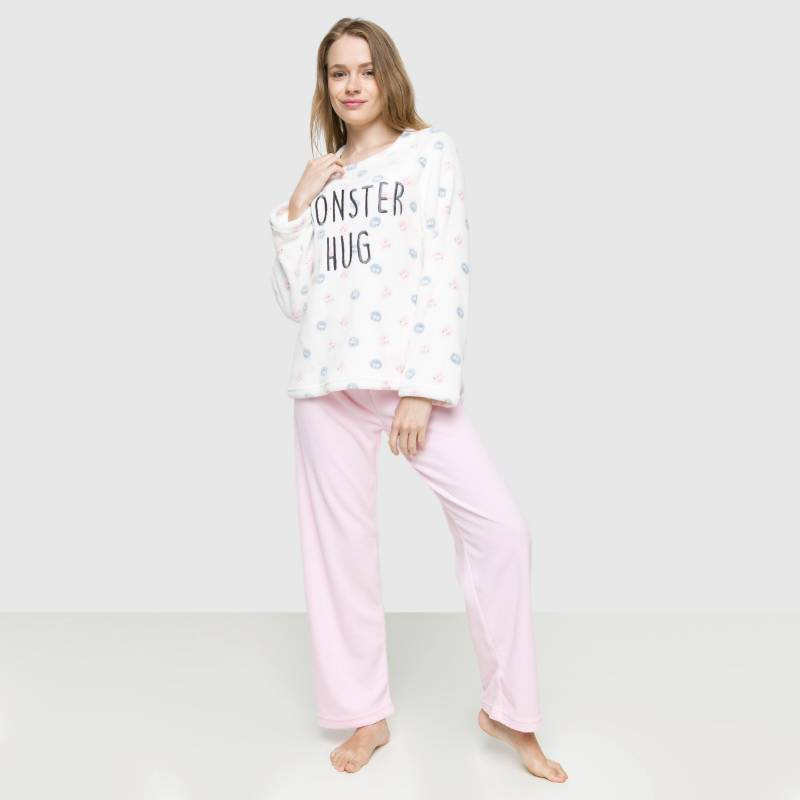 Sybilla - Pijama polar monster