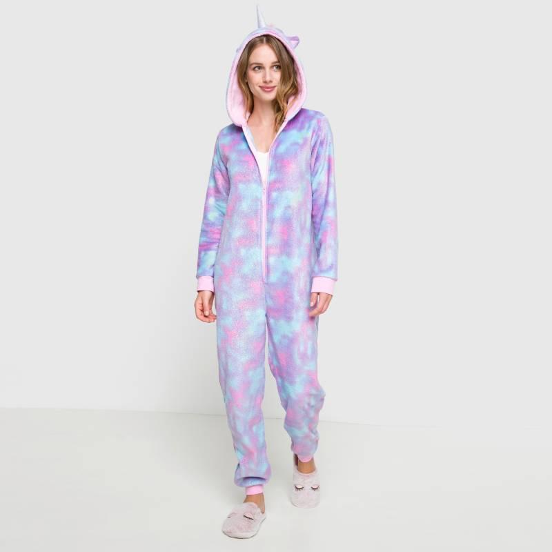 Sybilla - Pijama polar unicornio