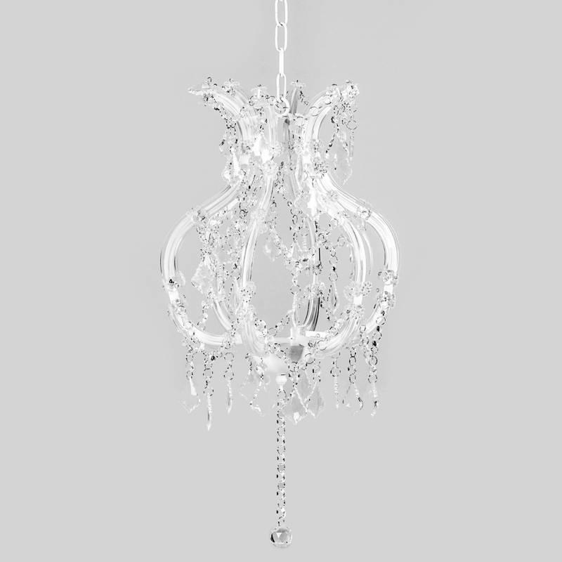 Mica - Lámpara colgante 36x29cm