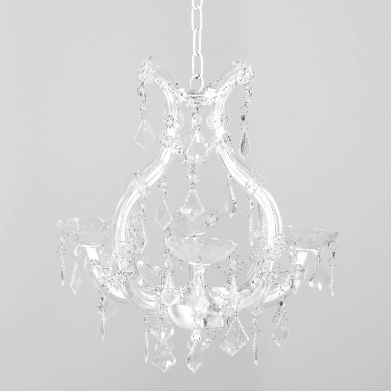 Mica - Lámpara colgante 39x30cm