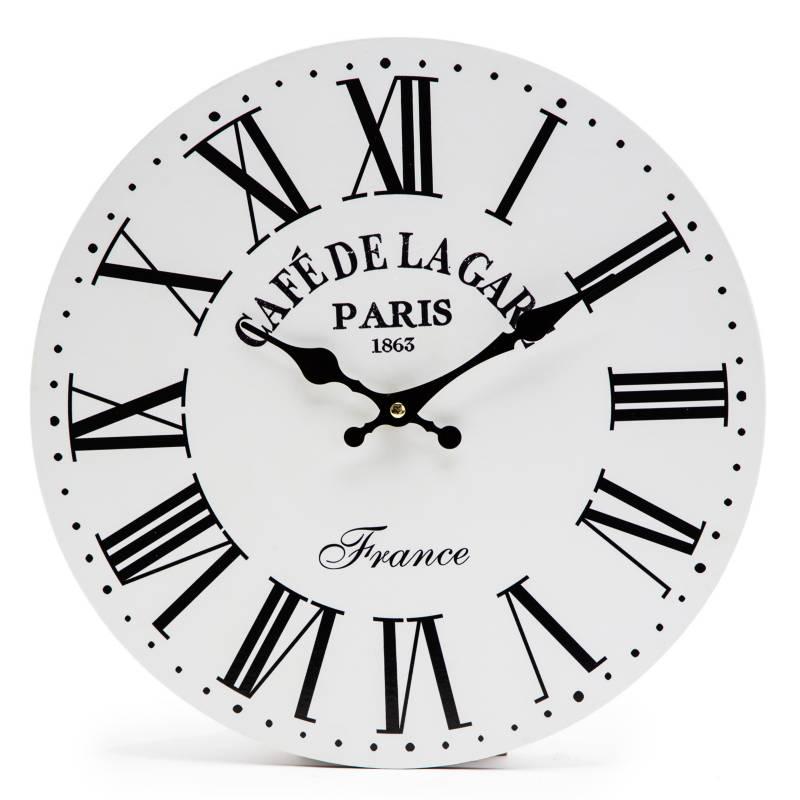 Mica - Reloj de pared Paris 1863 33 cm