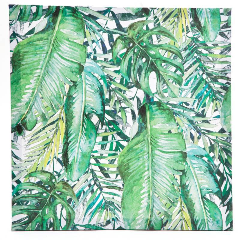 Mica - Cuadro Plantas 40x40cm