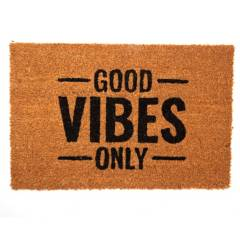 Mica - Alfombra Good vibes only 40x70cm