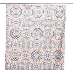 Roberta Allen - Cortina de baño Morocco 180x190cm