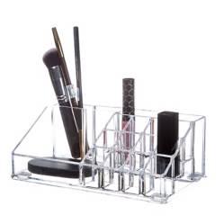 Mica - Organizador make up multidivisiones  22x12.7x8 cm