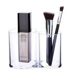 Mica - Organizador make up Clear 15x8.3x10.4 cm