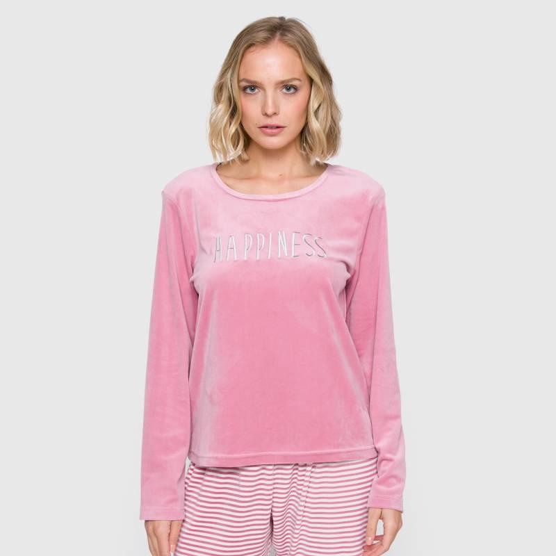 University Club - Remera de Pijama Plush