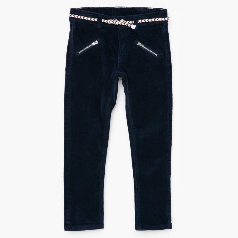 Coniglio - Pantalon con cinto trenzado 2 a 10