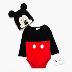 STD Characters - Conjunto Mickey 0 a 9 meses
