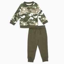 Yamp - Conjunto buzo y pantalon 6 a 24 meses