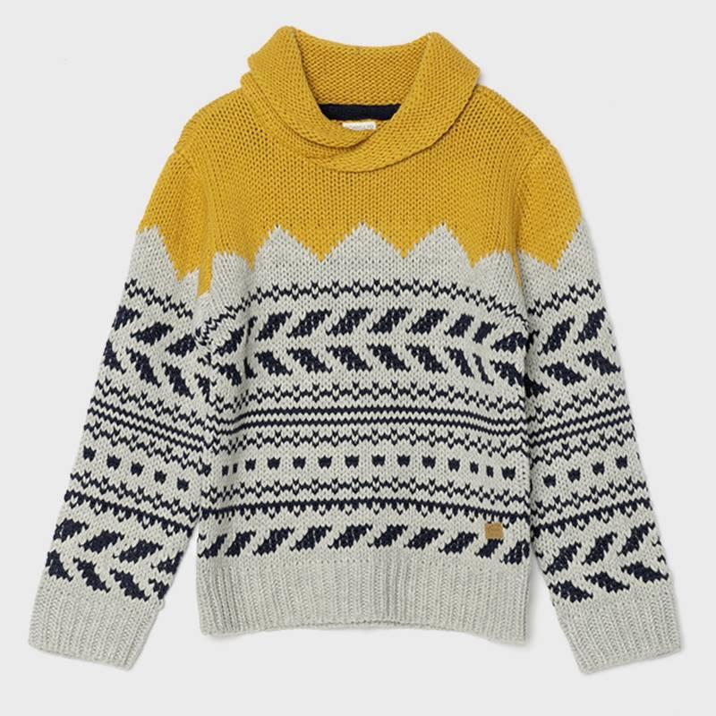 Coniglio - Sweater estampado 2 a 12