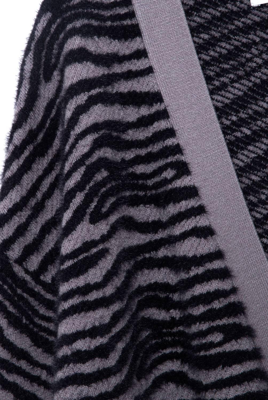Basement - Cardigan print