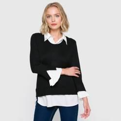 Apology - Sweater cuello redondo