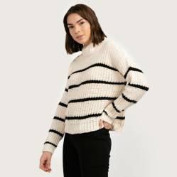 Sybilla - Sweater cuello alto
