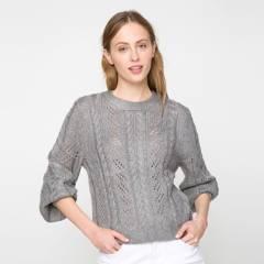 Sybilla - Sweater trenzas