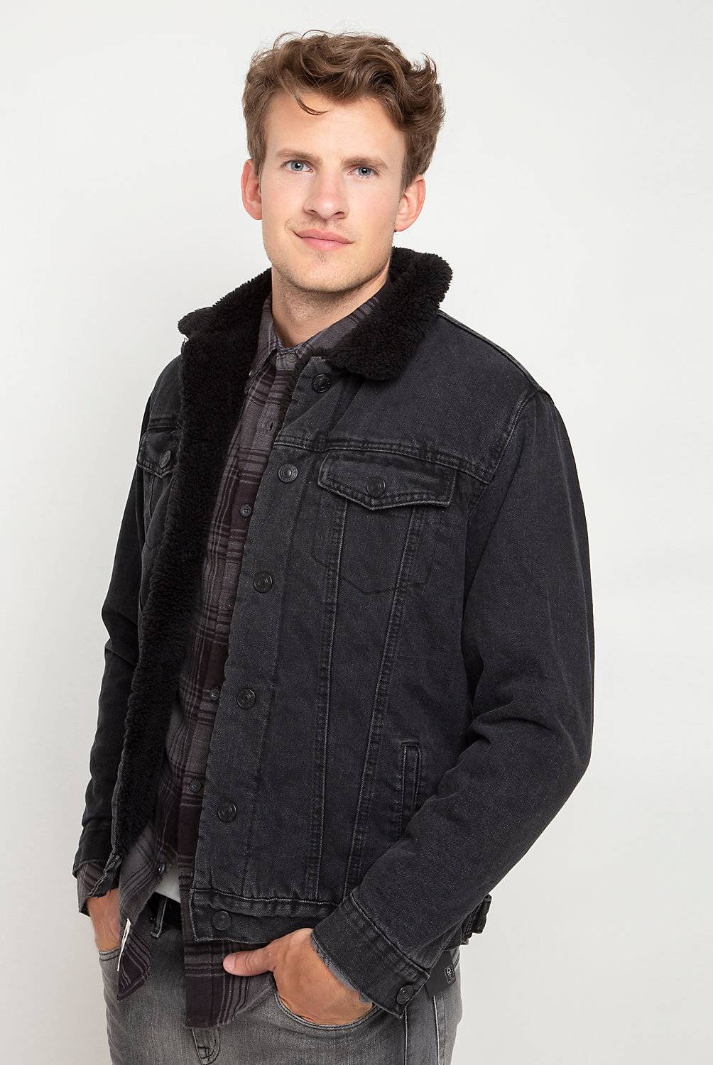 Americanino - Campera denim Dad