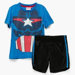 Avengers - Conjunto Capitán América 4 a 10