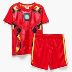 Avengers - Conjunto Iron man 4 a 10