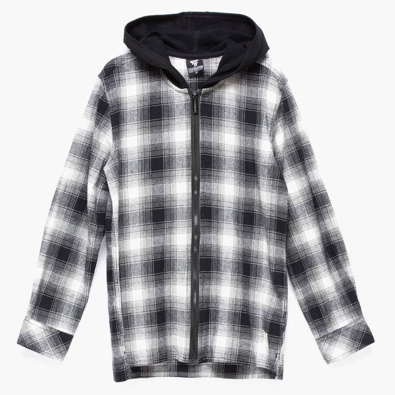 Federation - Camisa con capucha 10 a 16