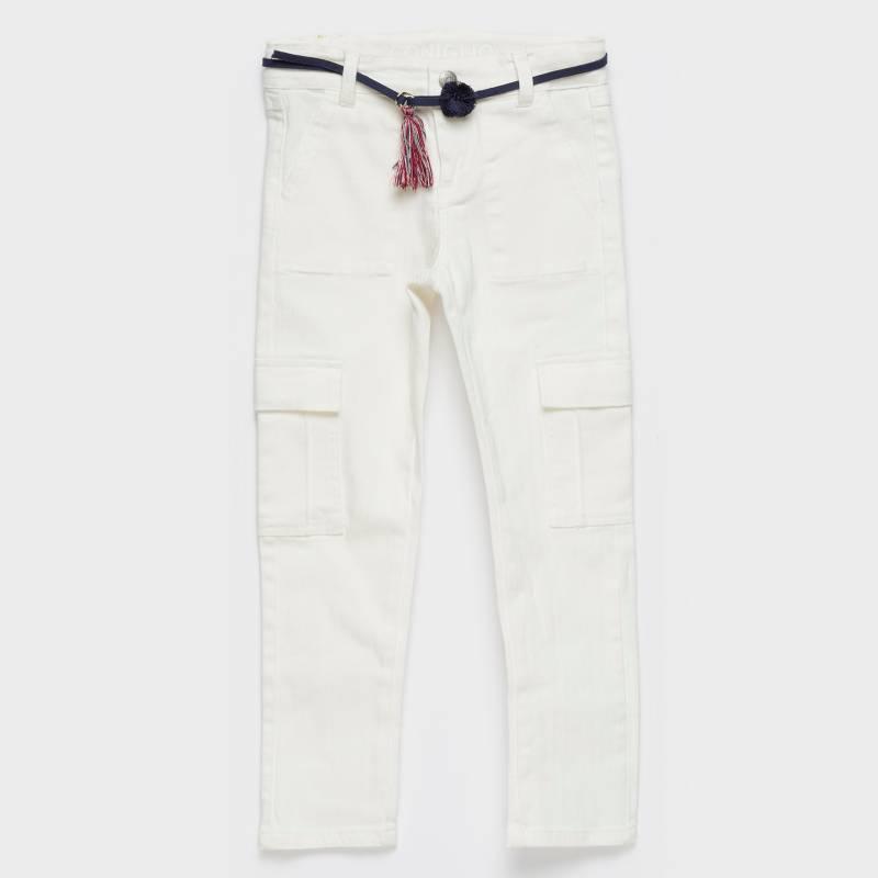 Coniglio - Pantalón con cinturón 2 a 12