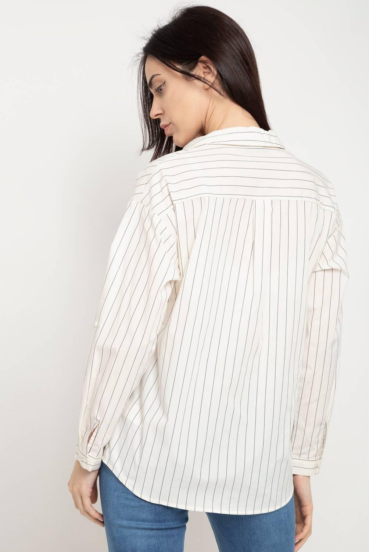 Basement - Camisa con bolsillo