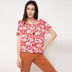 Basement - Blusa con botón