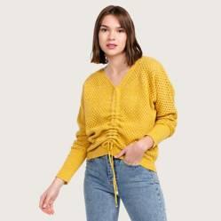 Sybilla - Sweater con cordón