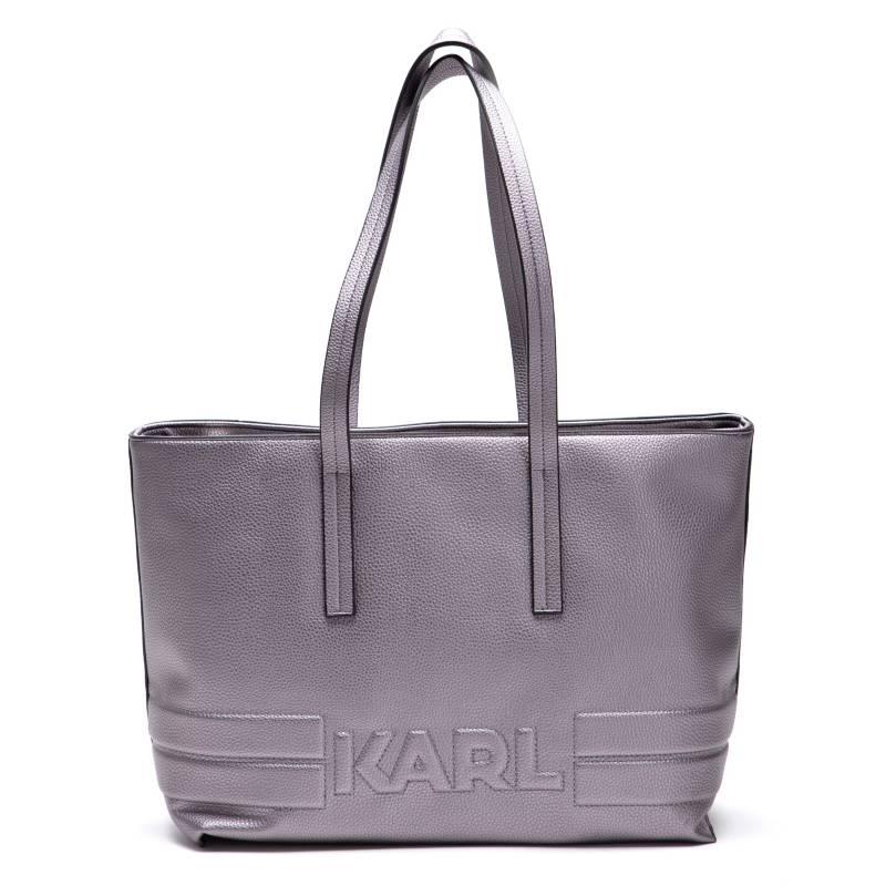 Karl Lagerfeld for Falabella - Bolso con bordado