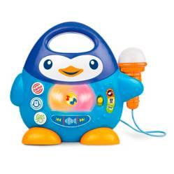 WinFun - Pingüino musical con micrófono