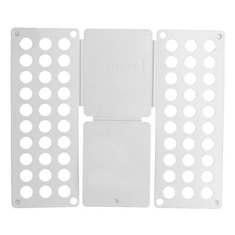Mica - Tabla para doblar ropa  48X40X0.2 cm
