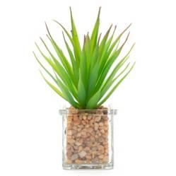 Mica - Planta sintética 16x5x5cm