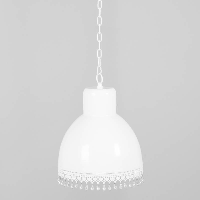 Lámpara colgante Romántico 39x27 cm