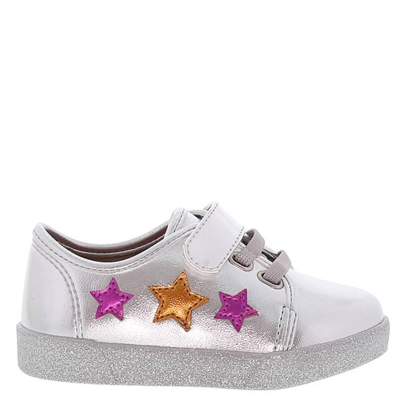 Molekinha - Zapatillas con estrellas niña 19 a 26