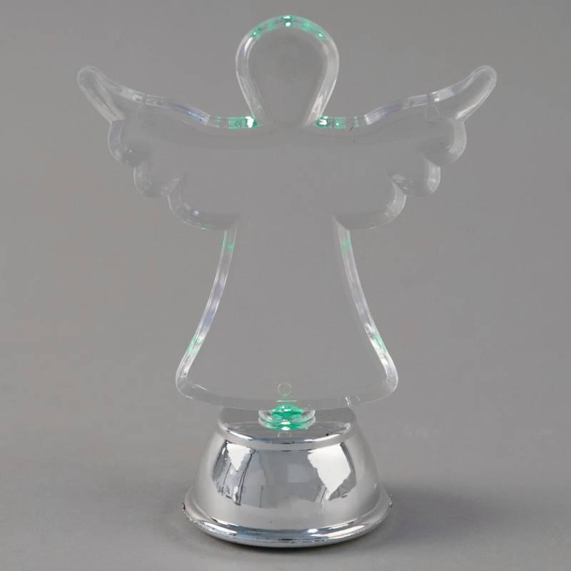 Mica - Ángel con luz 10 cm