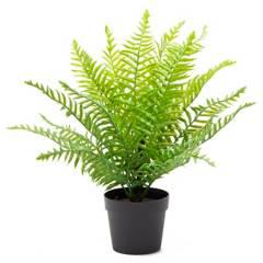 Mica - Planta helecho sintética 40 cm