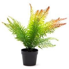 Mica - Planta helecho sintética 30x35 cm