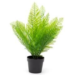 Mica - Planta helecho sintética 38 cm